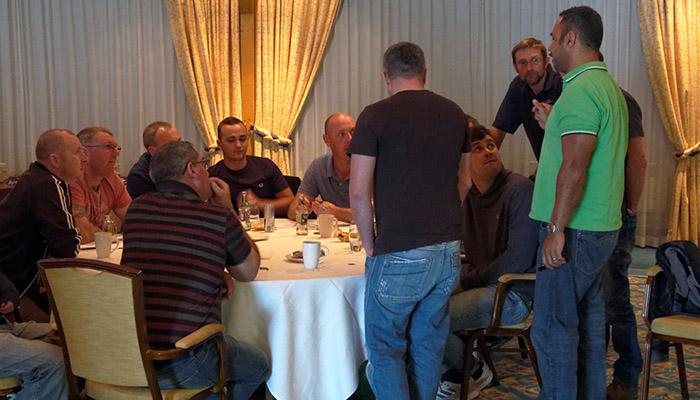 HSE meeting