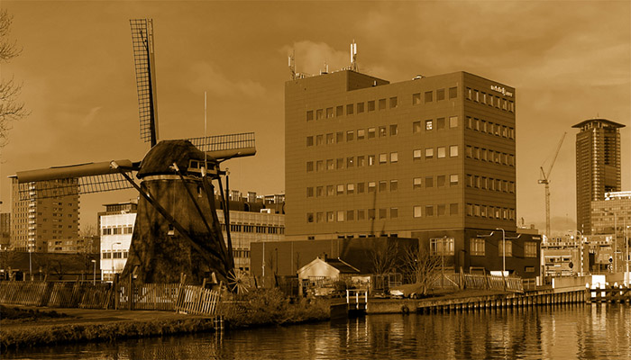 Laakmolen Den Haag