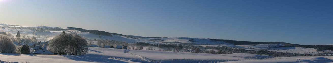 Alford winter panorama right