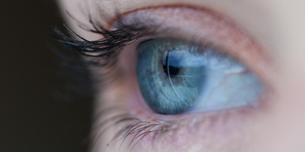 Eye by Sean Brown