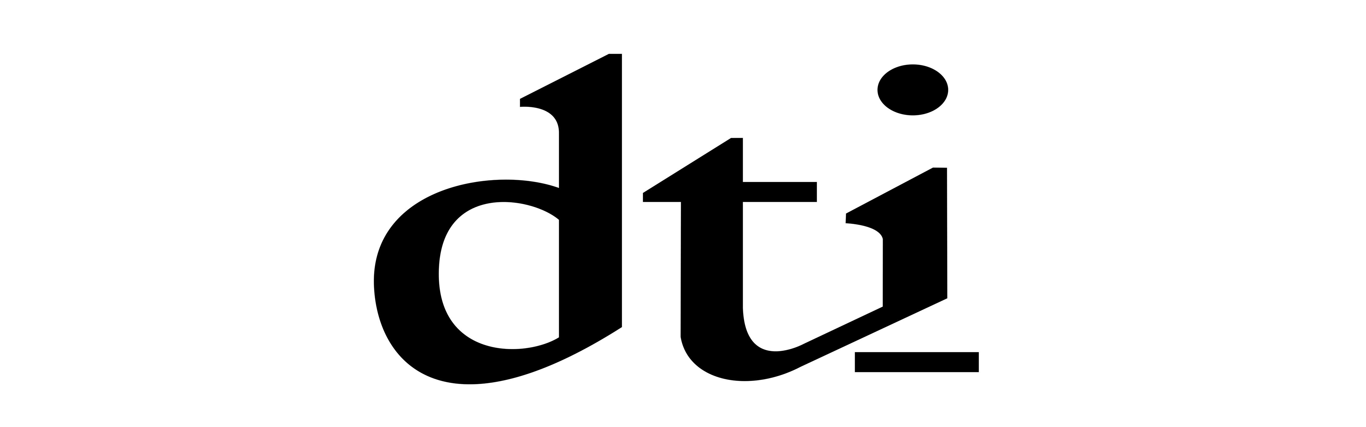 DTI organisational logo