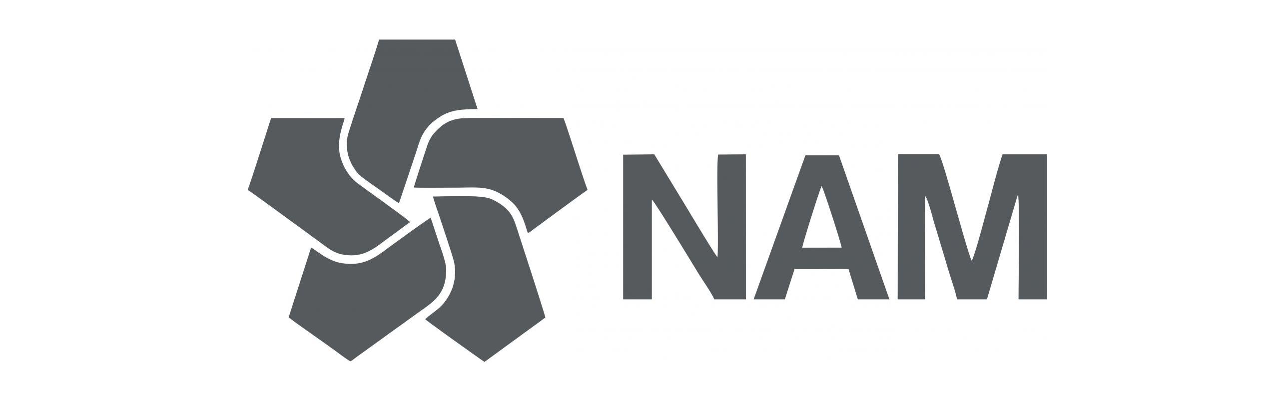 NAM company logo
