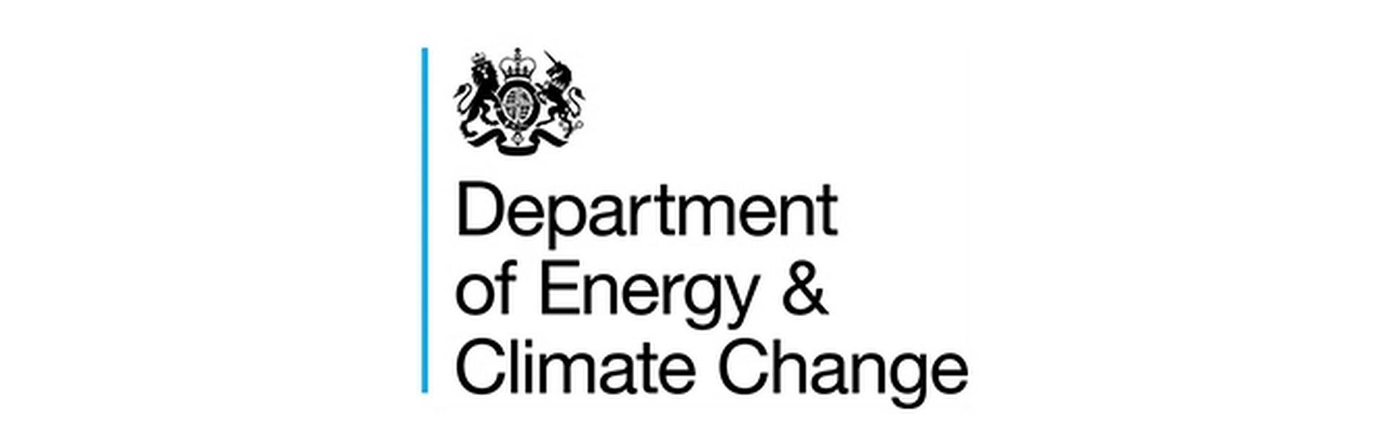 DECC organisational logo